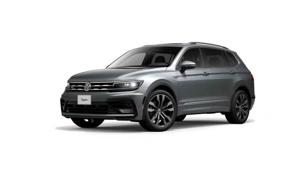 2021 Volkswagen Tiguan Pyrite Silver