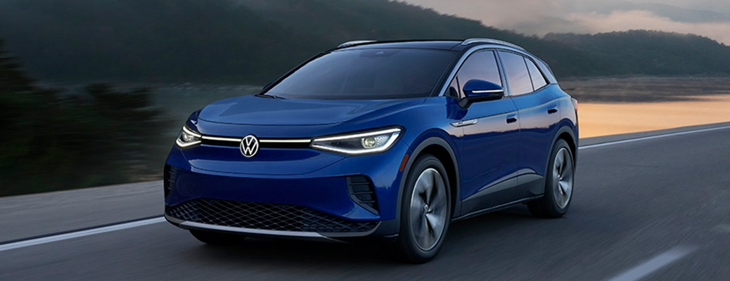 What colors are available on the 2021 Volkswagen ID.4?