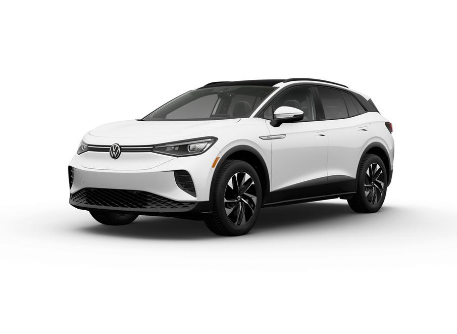 2021 Volkswagen ID.4 Glacier White