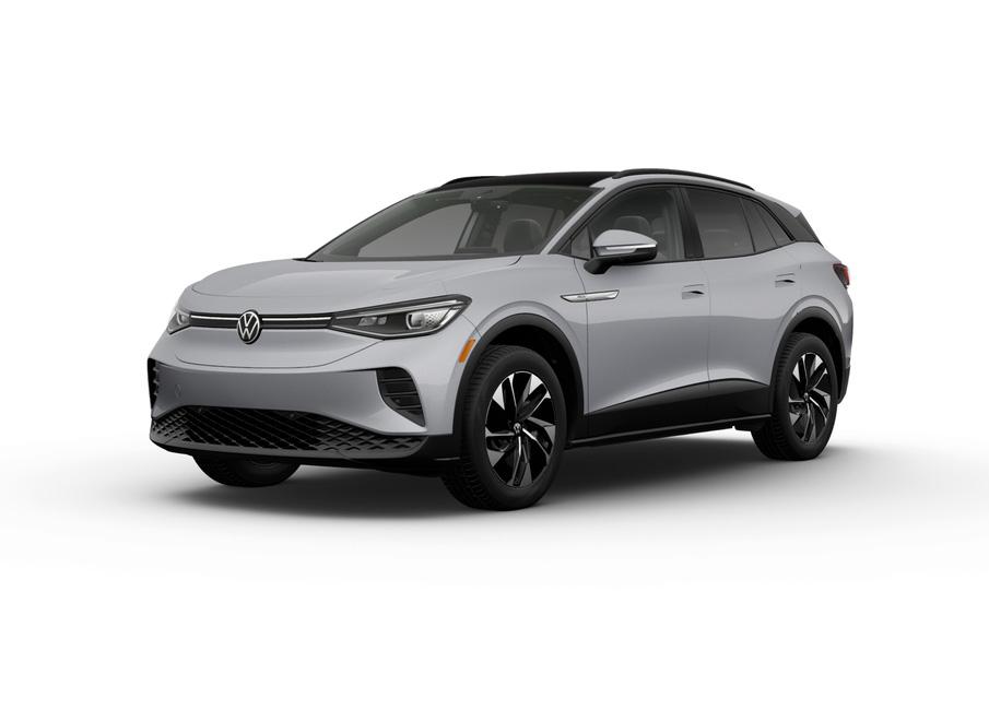 2021 Volkswagen ID.4 Moonstone Gray