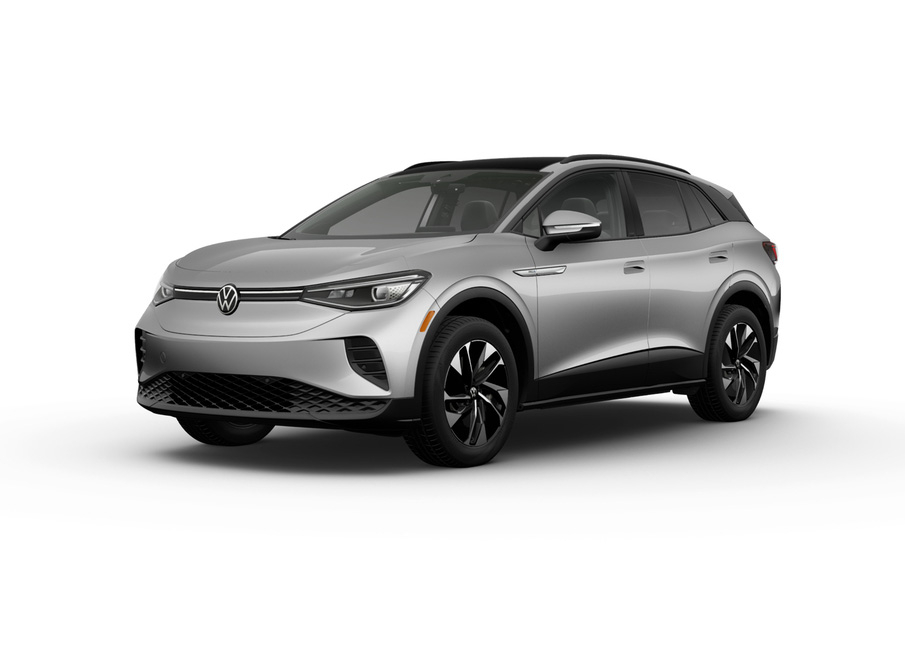 2021 Volkswagen ID.4 Scale Silver