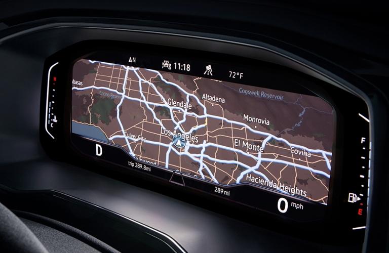 2021 Volkswagen Jetta with navigation