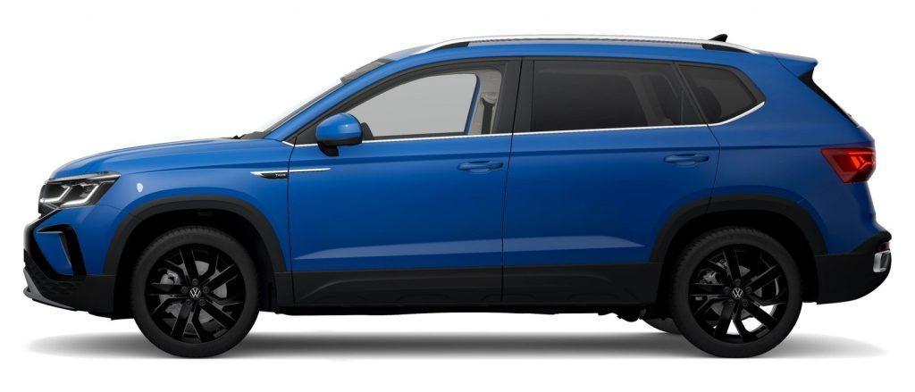 2022 Volkswagen Taos Cornflower Blue