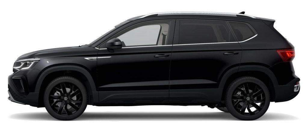 2022 Volkswagen Taos Deep Black