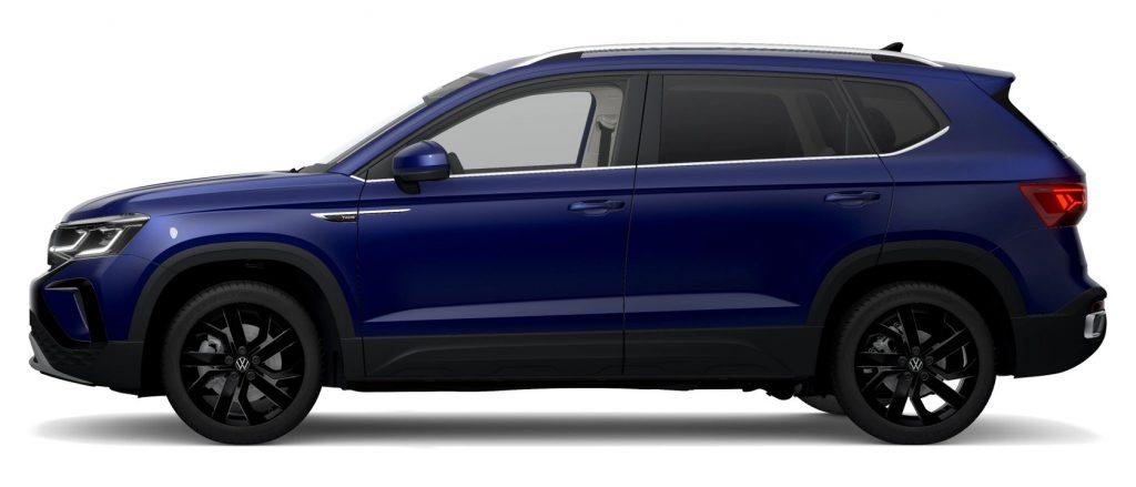 2022 Volkswagen Taos Dusk Blue