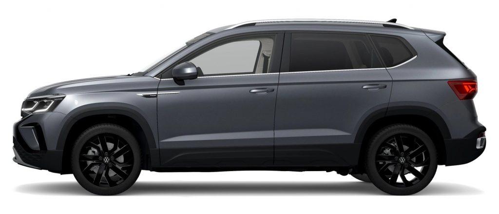 2022 Volkswagen Taos Platinum Gray