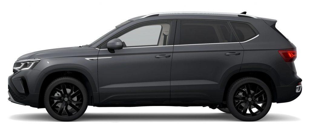 2022 Volkswagen Taos Pure Gray