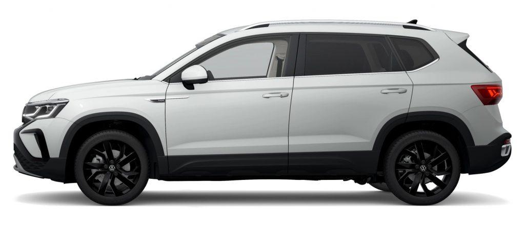 2022 Volkswagen Taos Pure White