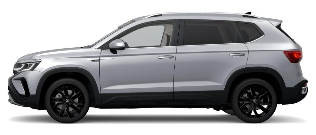 2022 Volkswagen Taos Pyrite Silver
