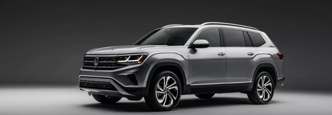 What safety technologies does the 2021 Volkswagen Atlas have?