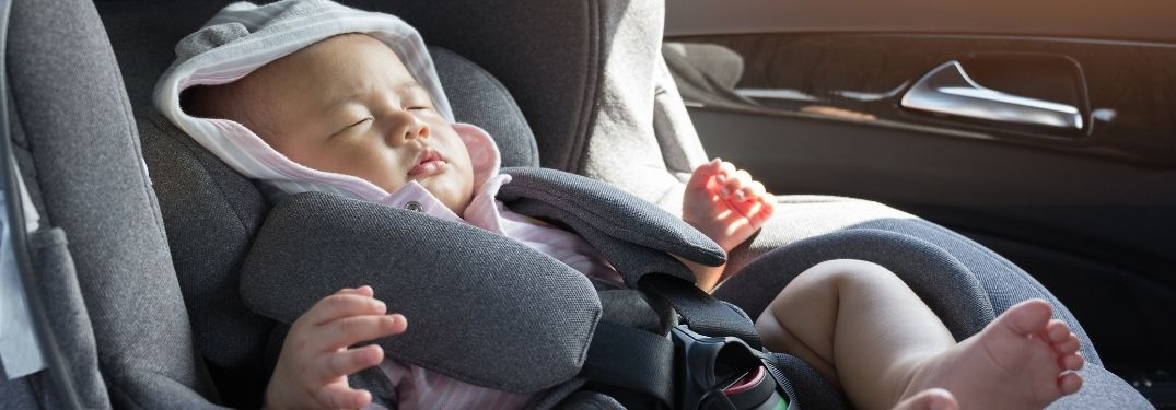 All About Installing a Child Safety Seat in Your Car
