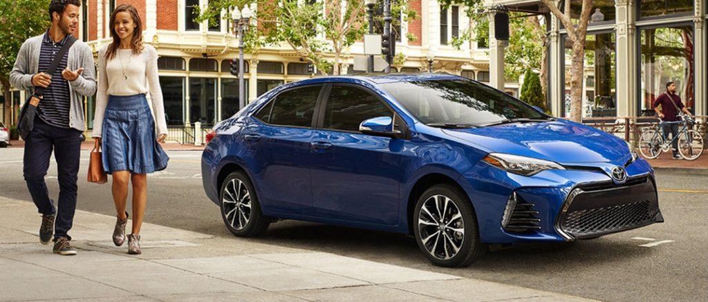 2018 Toyota Corolla Fuel Economy And Driving Range