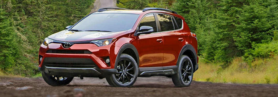 2018 Toyota RAV4 full view