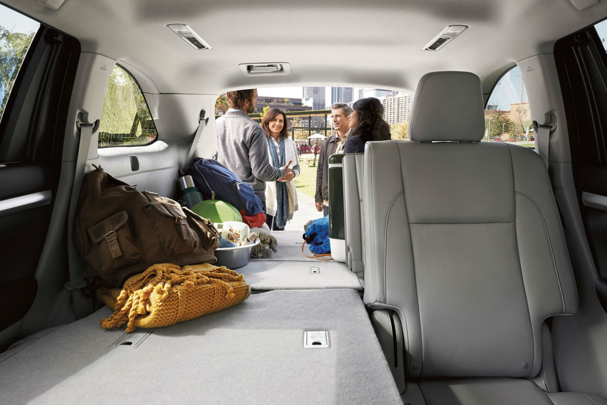 Toyota Highlander Seating >> Can The 2019 Toyota Highlander Fit The Whole Family Inside
