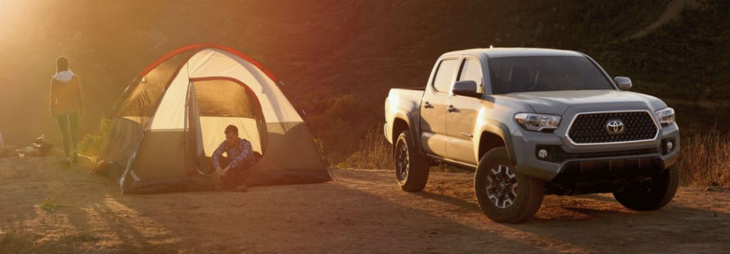 How Many Engines Are Available For The 2019 Toyota Tacoma