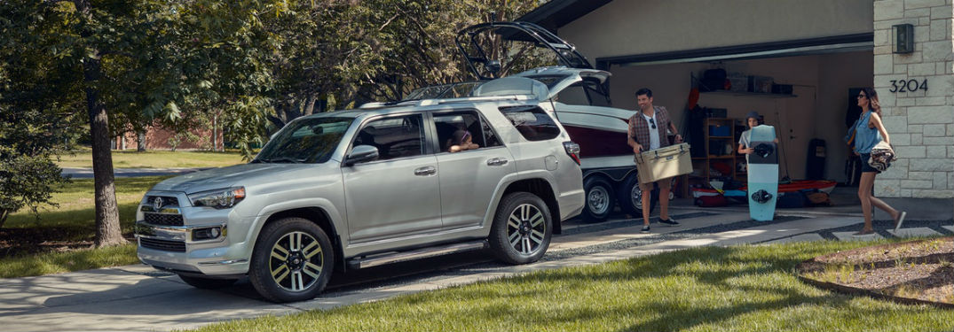 Toyota 4Runner Seating >> How Many Rows Of Seating Does The 2019 Toyota 4runner
