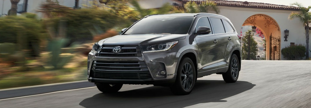 Does the 2019 Toyota Highlander Have Multiple Engine Options?