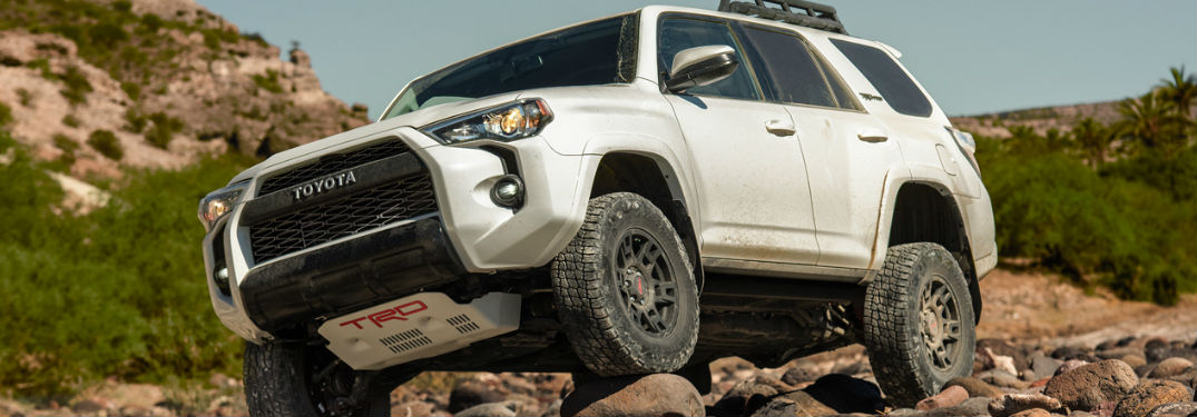 What fun features are inside the Toyota 4Runner?