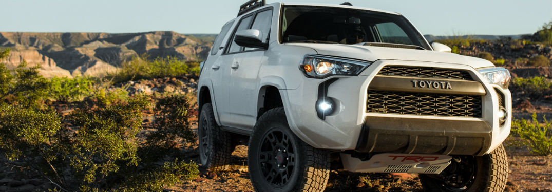 What color options are there for the 4Runner?