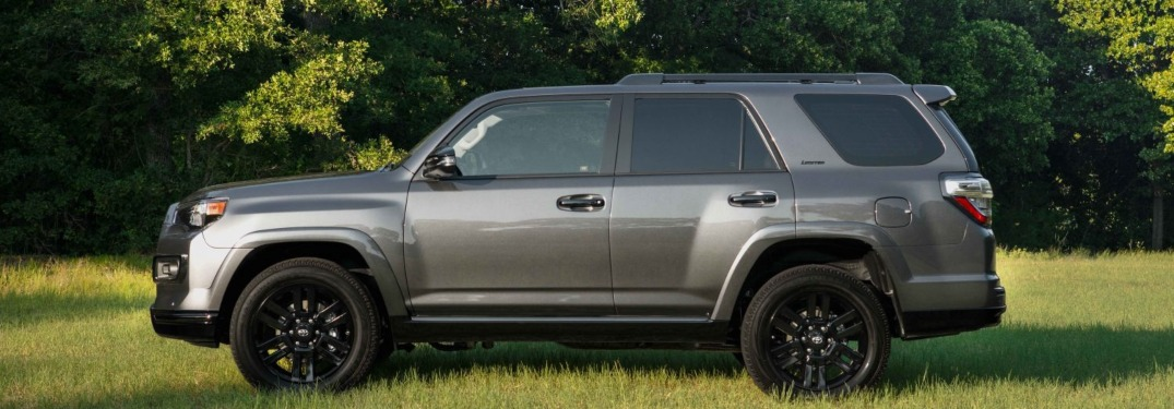 2019 Toyota 4Runner Trim levels