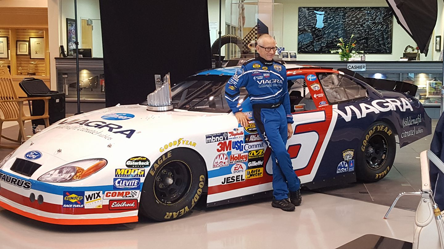 Mark Martin Fan Appreciation Days