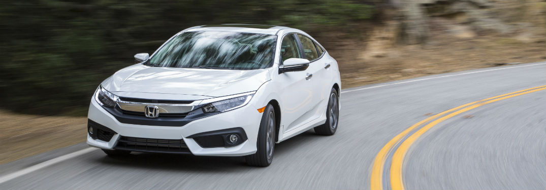 How Much Can the 2018 Honda Civic Sedan Fit Inside?