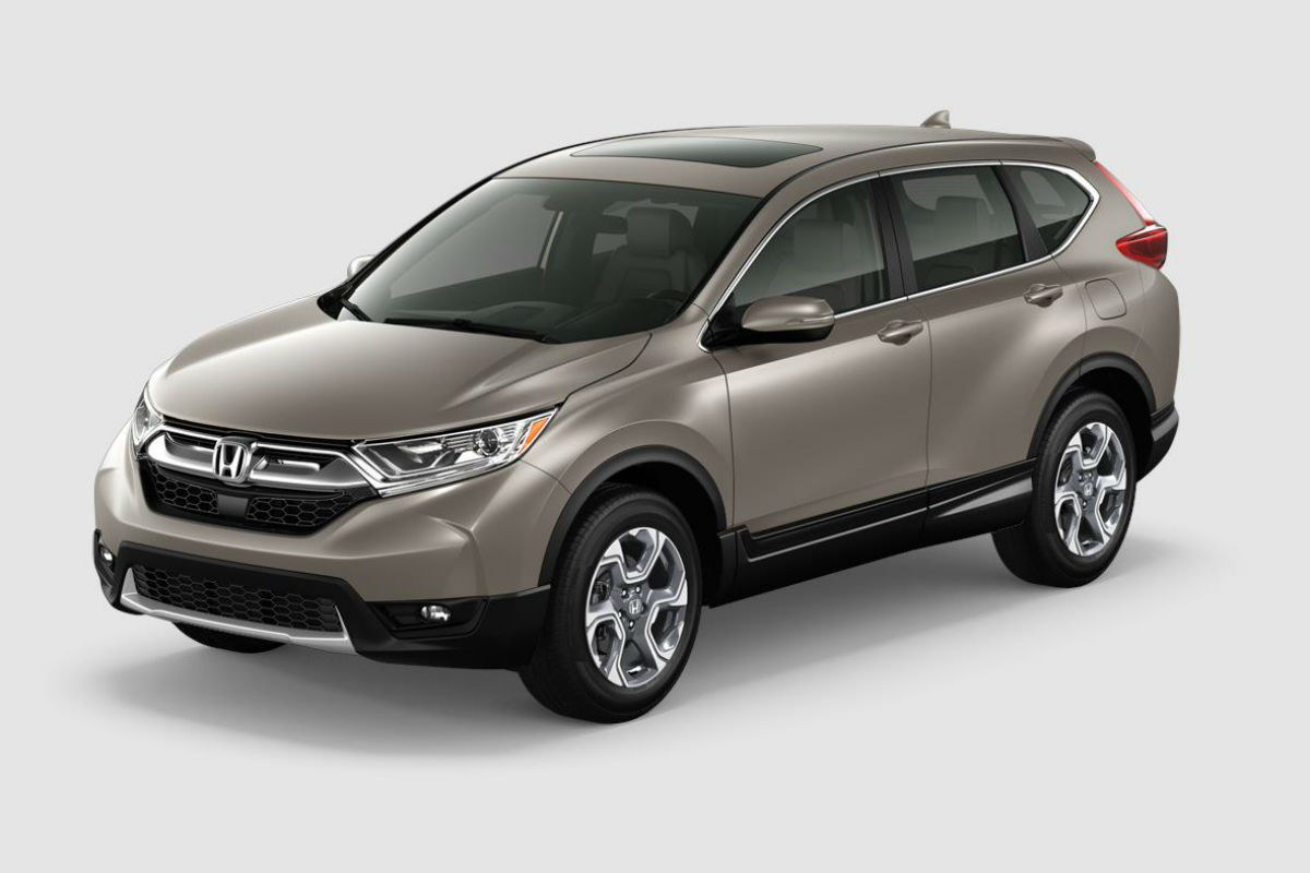 2018 Honda Cr V Colors >> What Are The Color Options For The 2018 Honda Cr V
