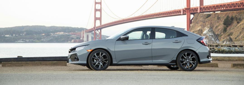 Honda Sensing® features in the 2019 Honda Civic
