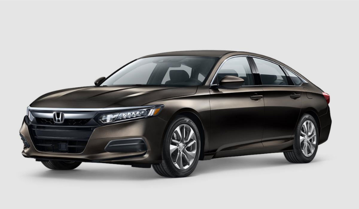 2018 Honda Accord Sedan in Kona Coffee