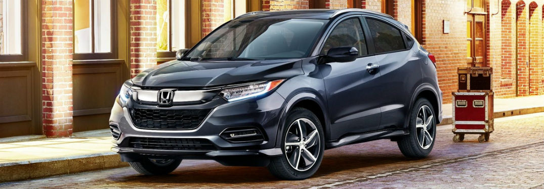 How Much Cargo Can the 2019 Honda HR-V Fit Inside?