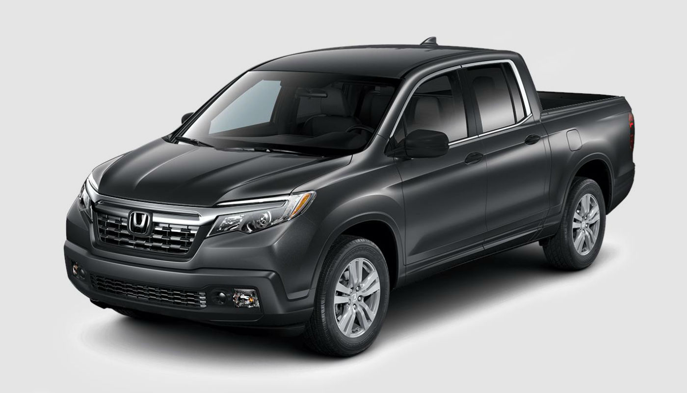 What Exterior Color Options Does the 2019 Honda Ridgeline ...