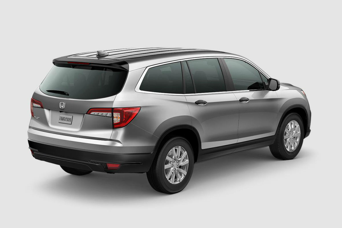 Honda Pilot Towing Capacity >> What are the Exterior Paint Color Options for the 2019 ...