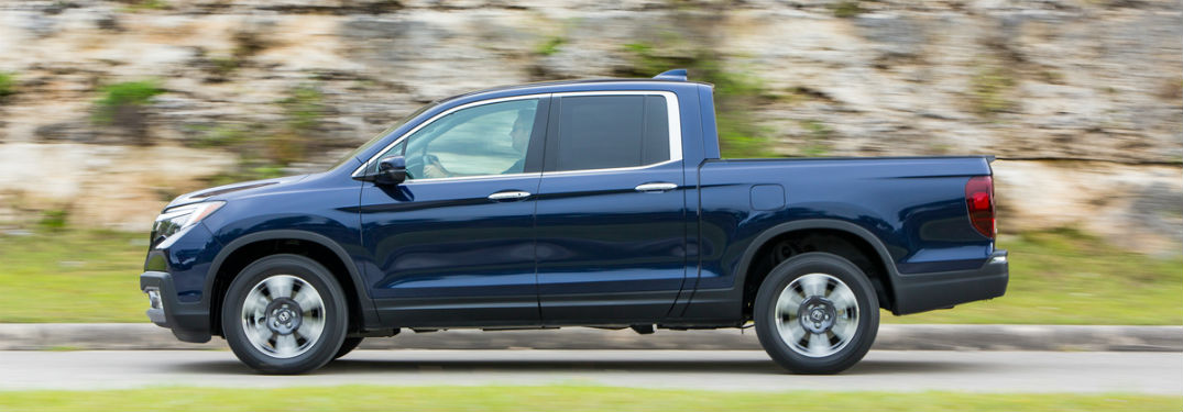 What are the Trim Level Options for the 2019 Honda Ridgeline?