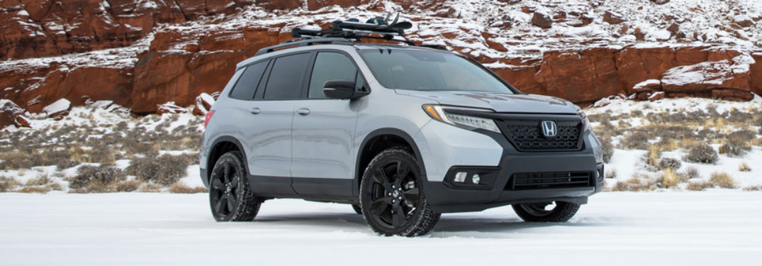 How Many People & Packages Can I Fit in the 2019 Honda Passport?
