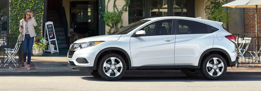 Compare the Five Trim Levels of the 2019 Honda HR-V