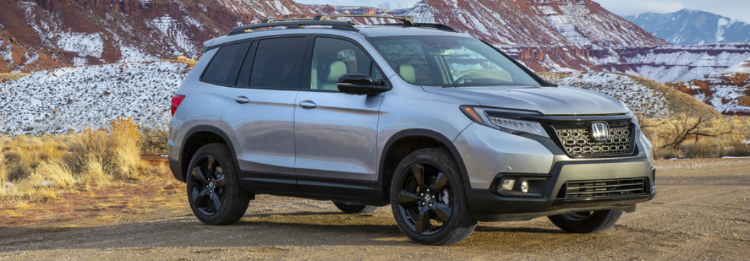 Engine Specs & Fuel Economy Ratings for the 2019 Honda Passport