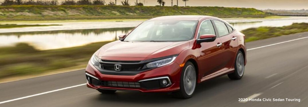 Meet the 2020 Honda Civic Family