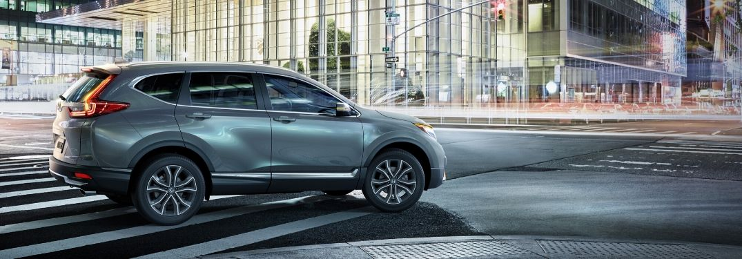 Does the Honda CR-V Have Standard Safety Features?