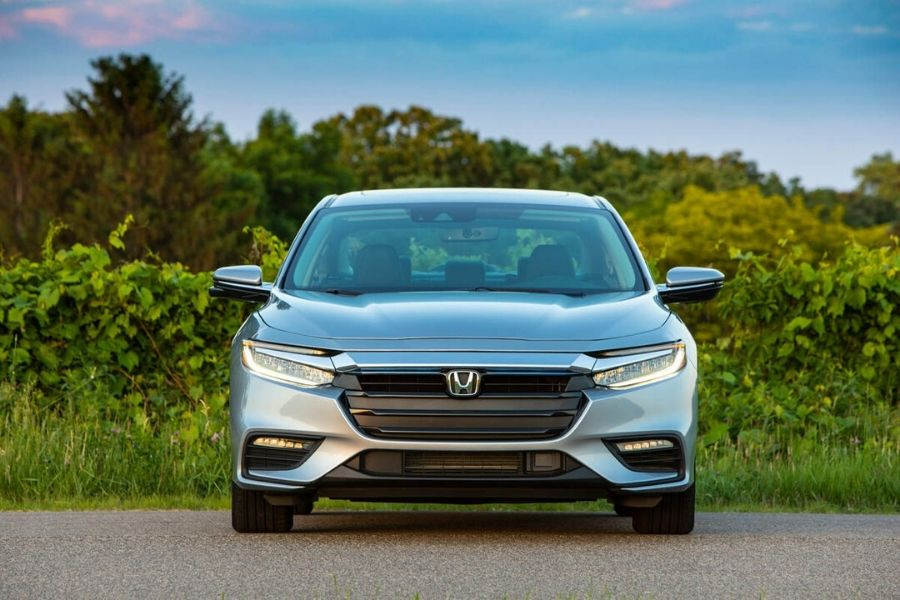 2020 Honda Insight from exterior front