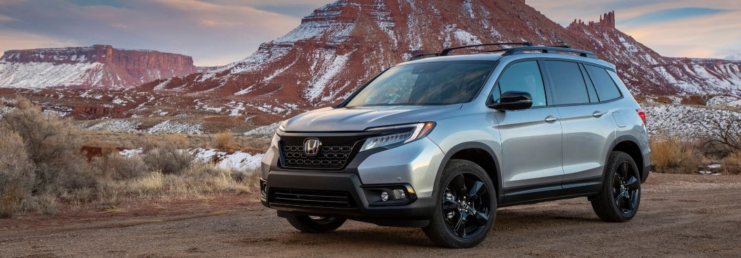 Is the 2020 Honda Passport good for off-road driving?