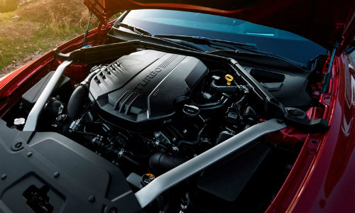 2018 Kia Stinger Engine Performance Features and Specs