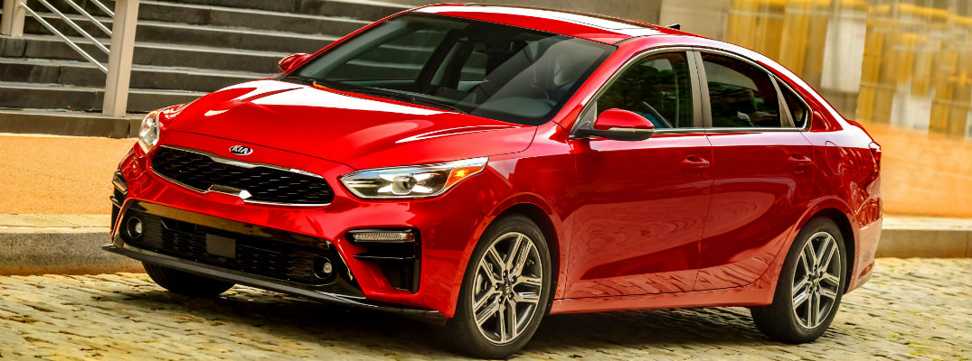 2019 Kia Forte Exterior And Interior Design And Technology Features