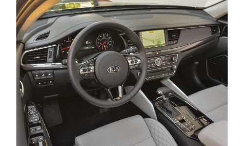 Fuccillo Kia Schenectady >> 2019 Kia Cadenza Premium, Technology, and Limited Trim ...