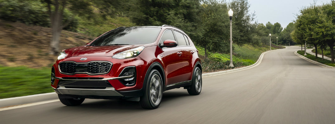 What's New with the 2020 Kia Sportage?