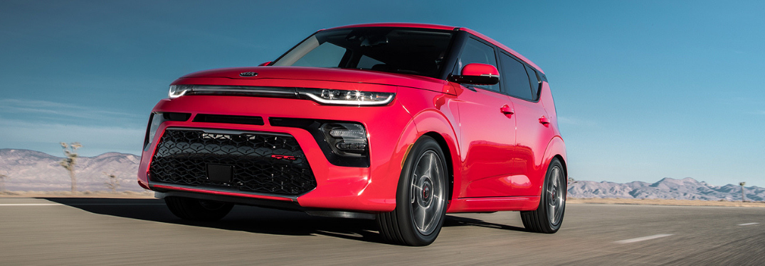What Entertainment Features are on the 2020 Kia Soul?