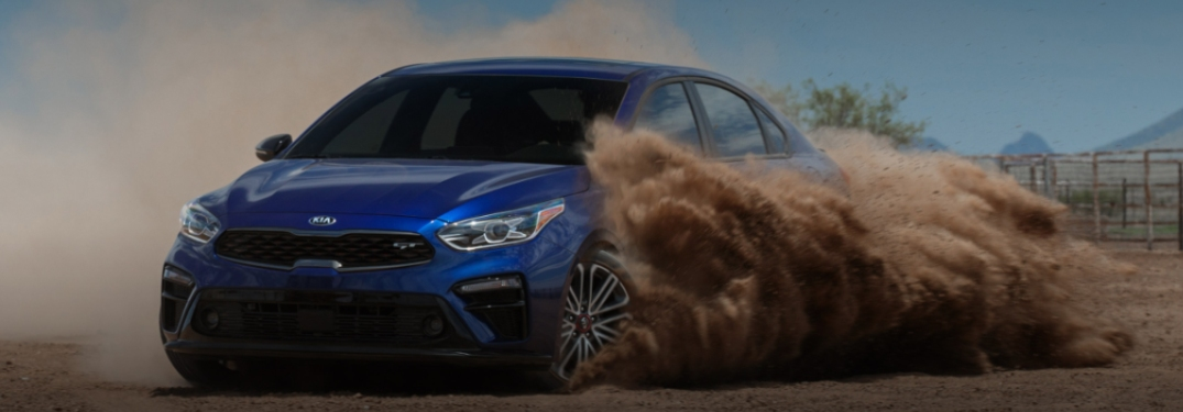 What are the color options for the 2020 Kia Forte?