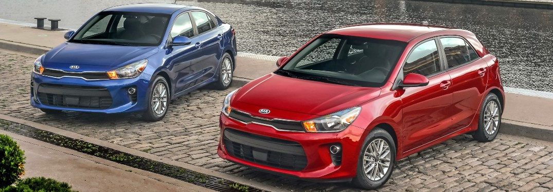 The Kia Rio has a new engine!
