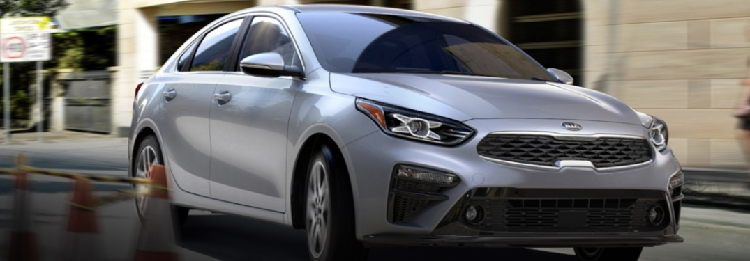 Does the 2020 Kia Forte come standard with cruise control?
