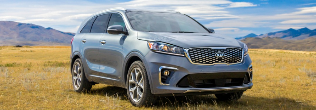 Which 2020 Sorento engine options provide the most range?