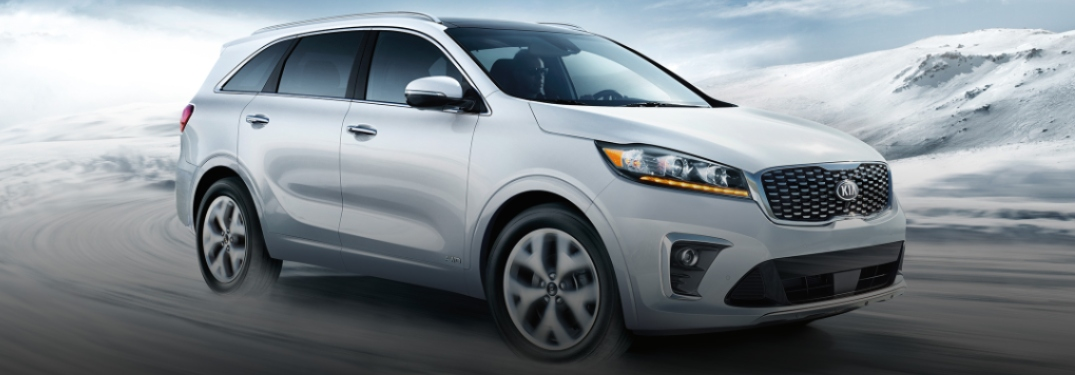 What are the 2020 Sorento interior and exterior color options?